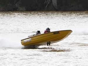 Powerboat Racing at Sandy Hook