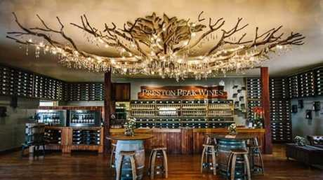 Take mum to Preston Peak Wines for a Mother's Day luncheon.