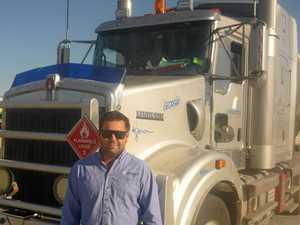 Truckin' all over: Mark O'Mahoney