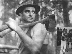 We recall Gympie's 'uncanny axeman'