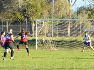 Ladies held to nil-all draw