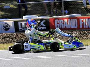 Ipswich club karters enjoy Pro Tour success