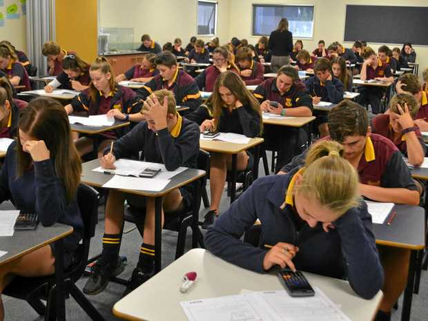 Canberra students prepare for NAPLAN testing