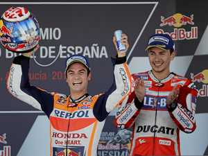 Pedrosa reigns in Spain to take GP