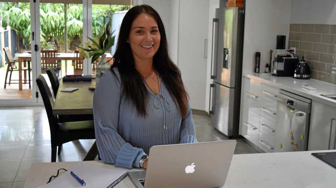 Mackay mum and owner of Birdcage Marketing Madeline Avery has been nominated at the 2017 Motivating Mum Brilliant Biz Mum Awards.