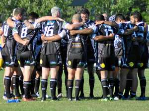 Magpies show fighting spirit in last-minute loss