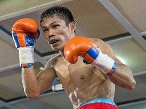 Decision goes against Asis in title fight