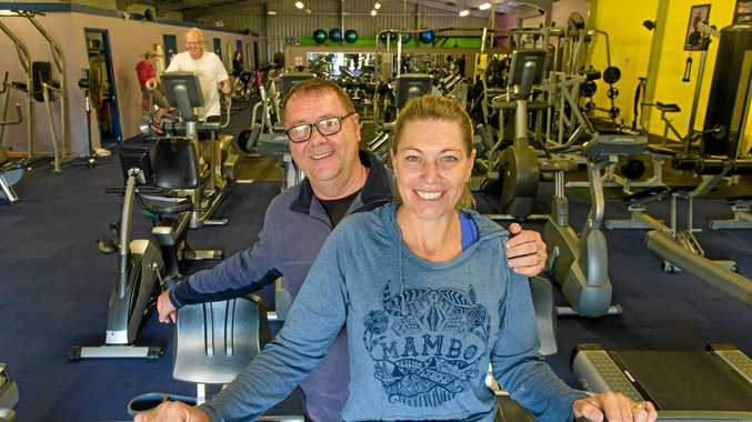 Owners of Bodyrock Fitness Tom and Regina Griffiths are looking to open a new gym in Iluka.