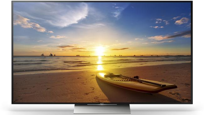 Sony Bravia X9300D 4K TV is nearly as thin as LG's OLED.