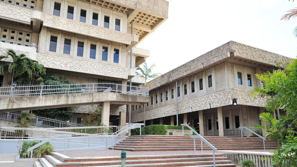 Townsville courthouse
