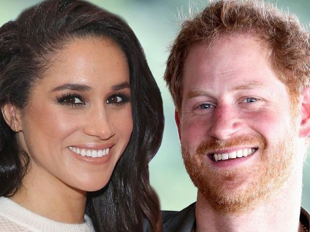 Meghan Markle off to Africa with Prince Harry