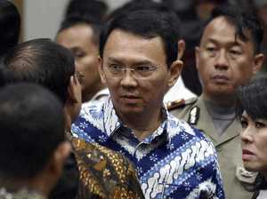 Christian governor of Jakarta jailed for blasphemy