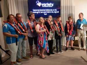 Sailability members enjoy a 'common bond'