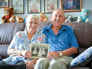 Diamond anniversary for Gladstone region couple