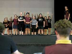 Monstrous fun to be had at CSHS musical