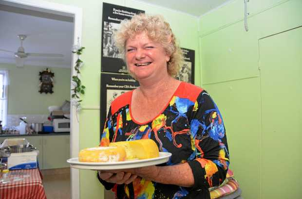 SAY CHEESE: Elisabeth Fekonia is bringing her cheese-making skills to Monto.