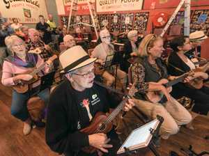 VIDEO: Uke Hop brings musicians to Grafton