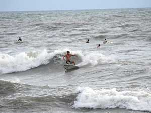 Why Cyclone Donna is good news for Bundy surfers