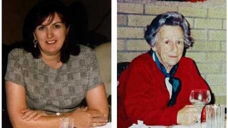 Kerry Whelan's body was never found and Dorothy Davis was much-loved by her family.