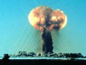 """Gold card """"too bloody late"""" for Aussie nuke test victim"""
