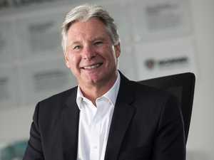 Mikael Jansson takes the wheel at Scania Australia