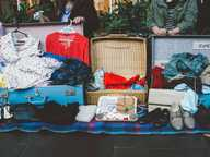 Suitcase Rummage is coming back to Jumpers & Jazz in July, in Warwick!