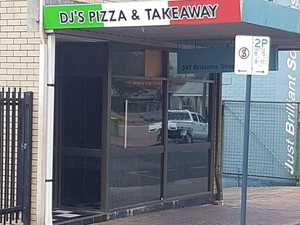 Ipswich gourmet pizza shop closed after just six months