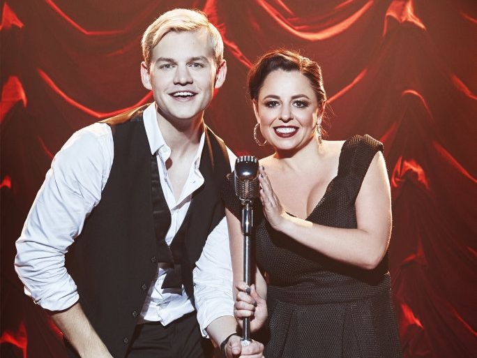 Joel Creasey and Myf Warhurst are SBS's new Eurovision hosts.