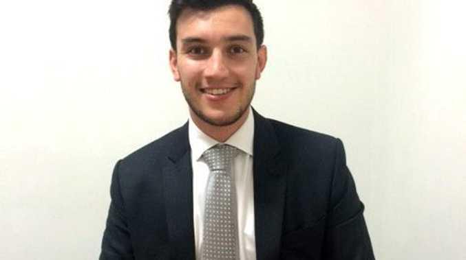 MacDonald Law solicitor John Davis is enjoying his new life in Toowoomba.