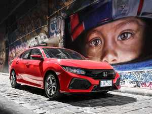 Honda's sales success Civic arrives in hatchback guise