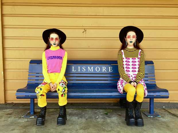 Lismore's No Frills Twins at Railway Station.