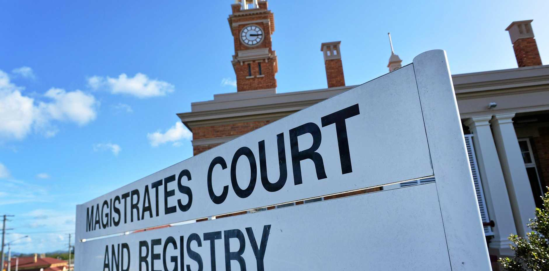 Gympie Court house.