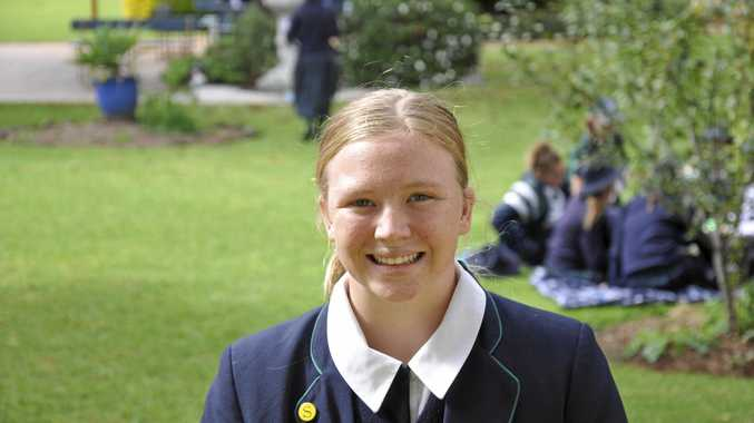 DIVING IN: Toowoomba swimmer Isabelle Mason has qualified for the 2018 Commonwealth Games trials.