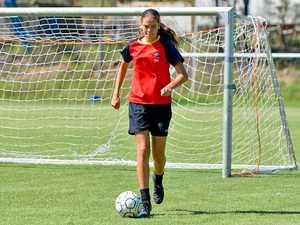 Tegan misses Queensland selection but has higher goals