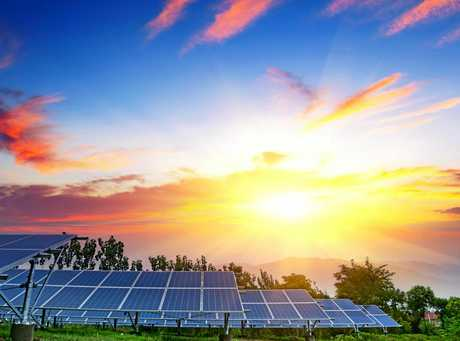 There is an appetite in the community for renewable energy such as what will be produced through the $2 billion solar farm planned for the Gympie region.