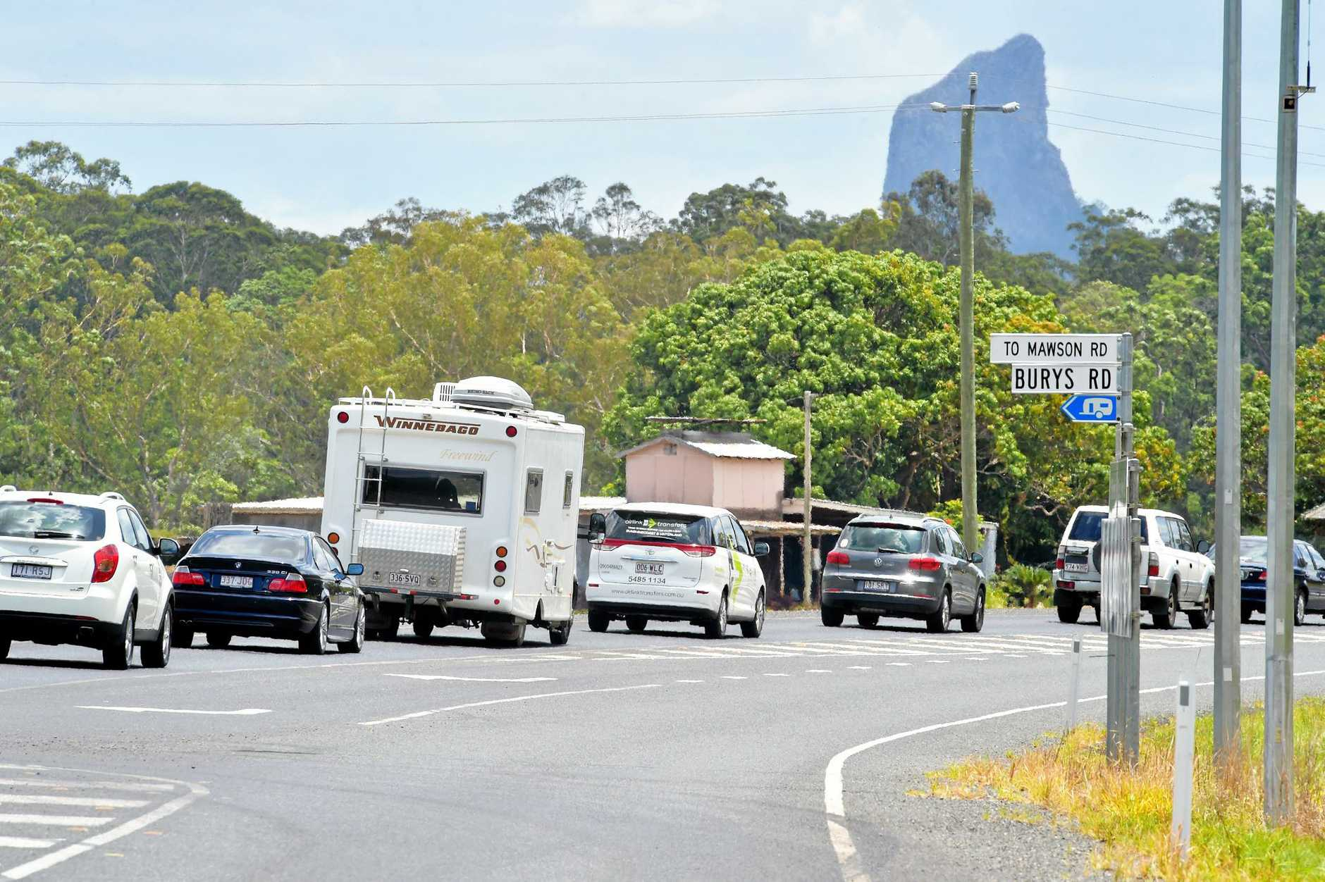 The staged six-laning of the Bruce Highway is all but guaranteed.