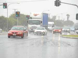Drenching rain to cause peak hour nightmare