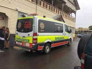 Teen hit while crossing busy Gympie road
