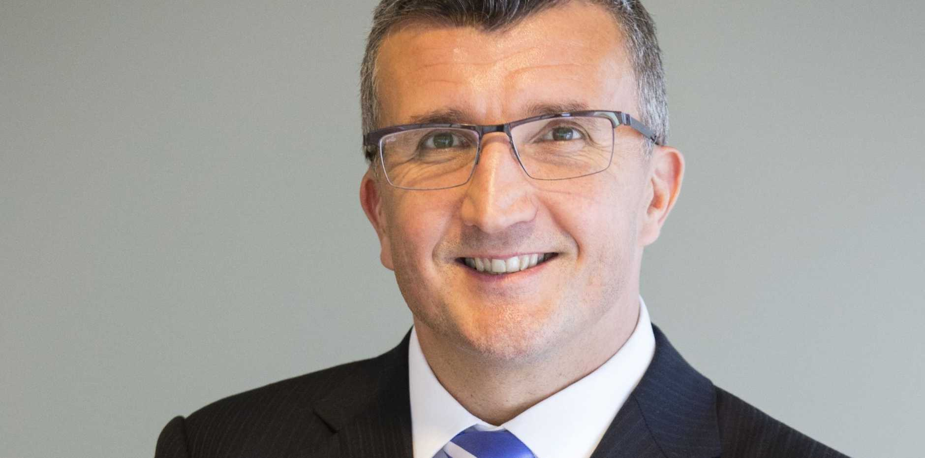 BUDGET: Chapman Eastway chief executive officer, Sean Cortis.