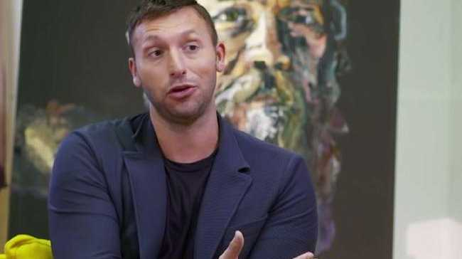 Ian Thorpe reveals his coming out journey on Anh's Brush with Fame