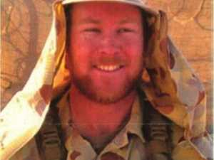 WAR HERO: Killed Afghan digger to be honoured