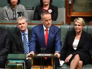 Bill Shorten's Budget reply likely to be a scorcher