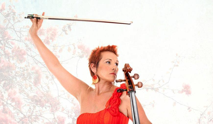 INTIMATE CONCERT: Cellist Louise King will perform in Cello Ballade.