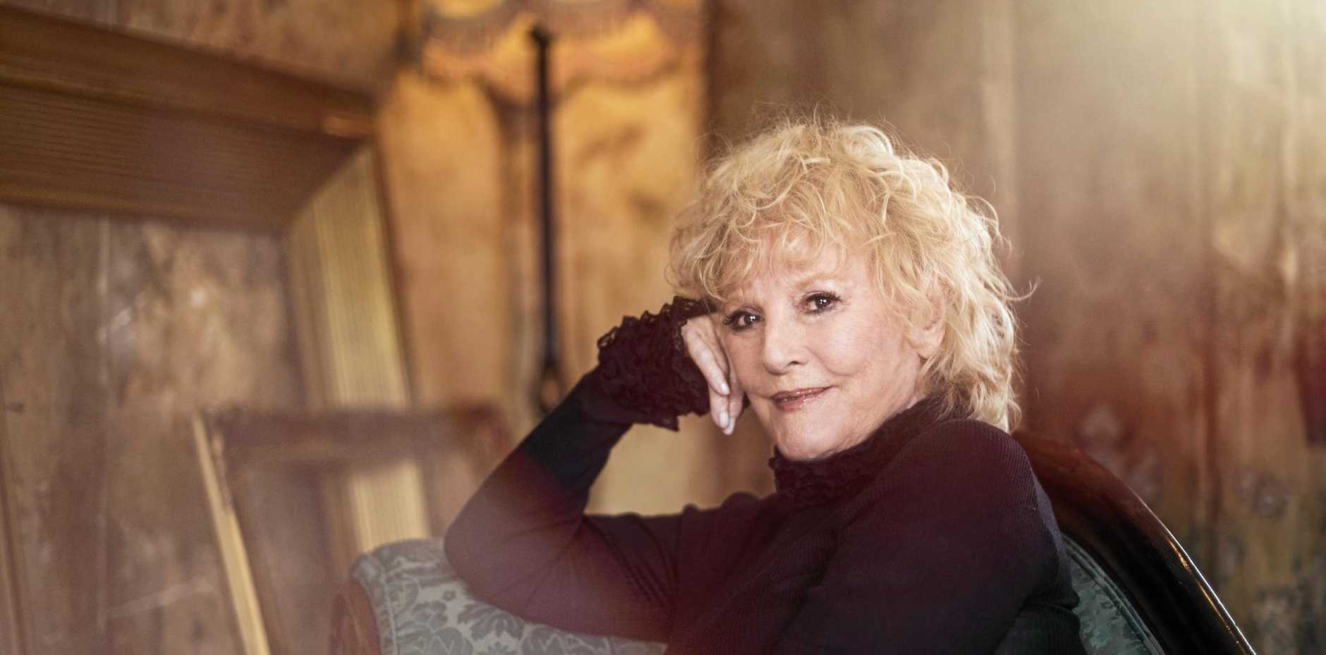 STILL TOURING: English singer Petula Clark is coming to Queensland.