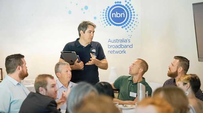 NEW ARRIVAL: Over 200 homes and businesses in Bell are now ready to be connected to the NBN.