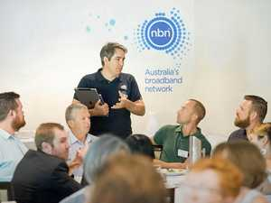 Bell latest town to be connected to the NBN