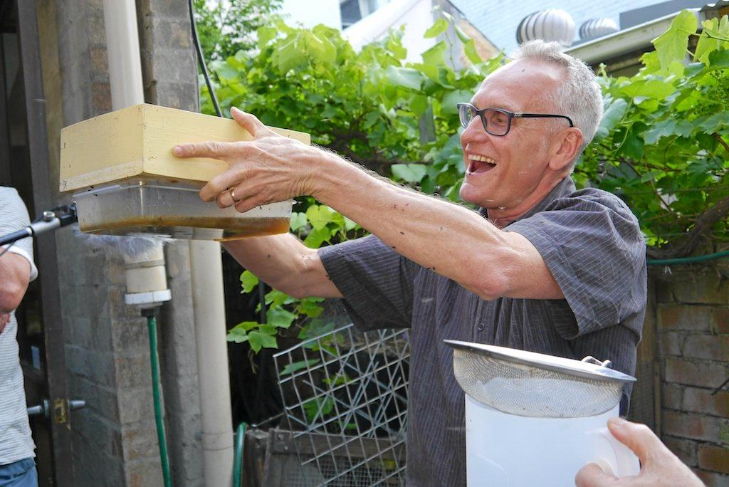 NATIVE BEES: Author and Australian native bee expert Tim Heard will be a guest speaker at An Evening with Australian Native Bees in Eumundi next week.
