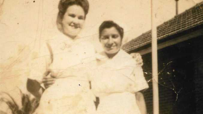 Ena Williams broke new ground in the 1940s in Lismore as the first Aboriginal trainee nurse at the city's hospital. At the hospital Ena became lifelong friends with another trainee, an Englishwoman named Diane.