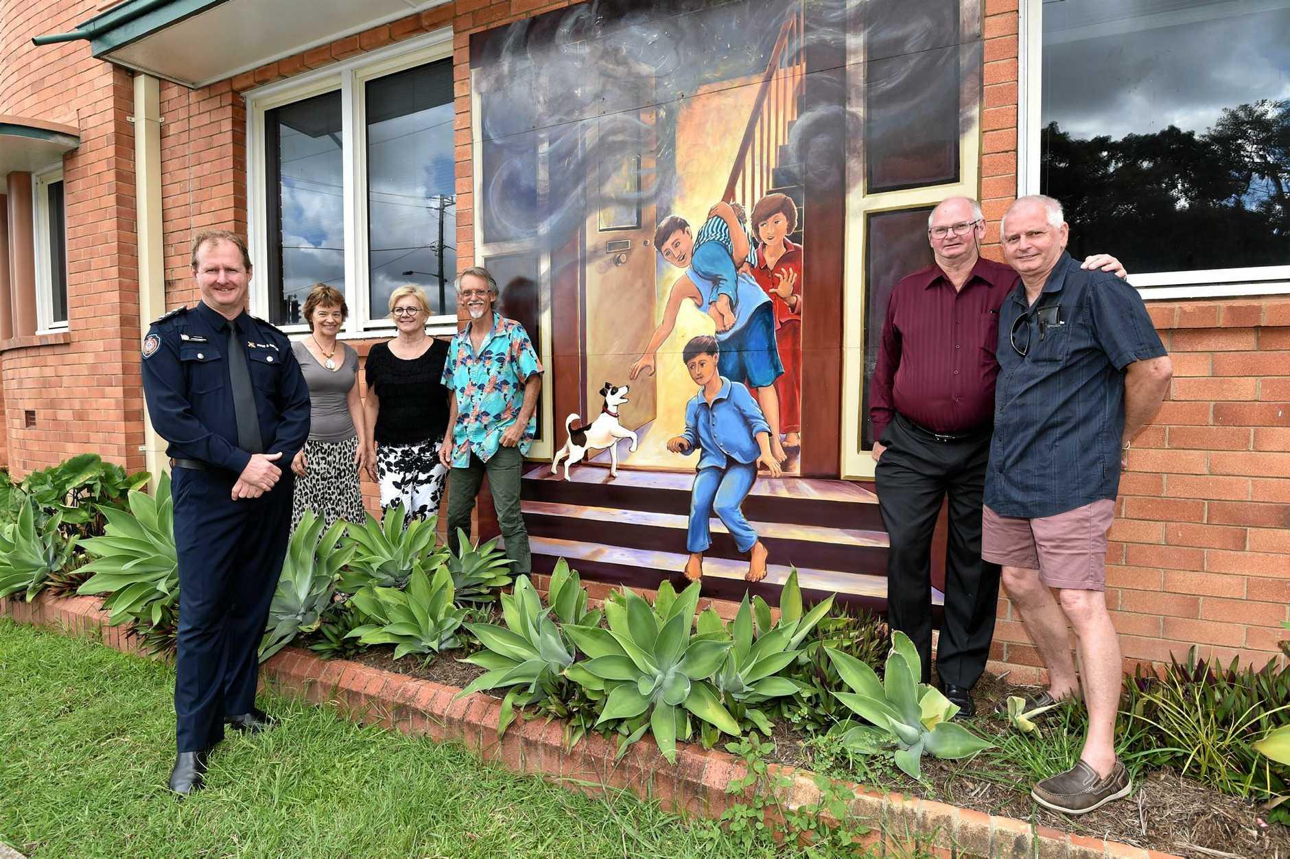 Maryborough Mural Project -