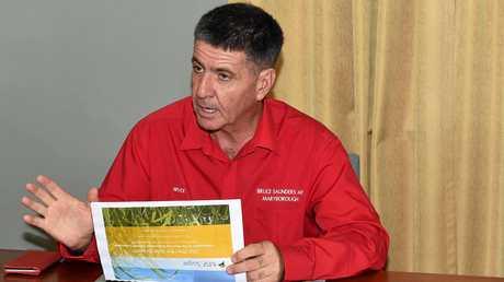 Member for Maryborough Bruce Saunders. Photo: Valerie Horton / Fraser Coast Chronicle
